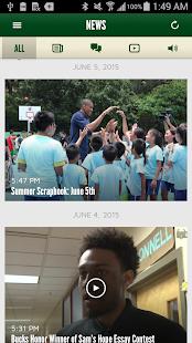 Milwaukee Bucks- screenshot thumbnail