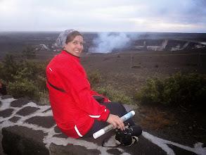 Photo: Barbi e il cratere