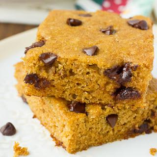 Gluten-Free Chocolate Applesauce Snack Cake {Grain-Free, Dairy-Free}