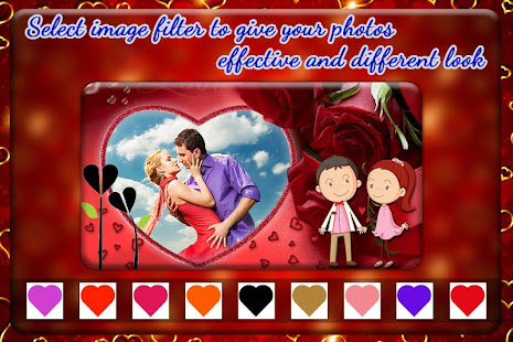 Download Valentine Day Photo Frame : Photo Editor For PC Windows and Mac apk screenshot 5