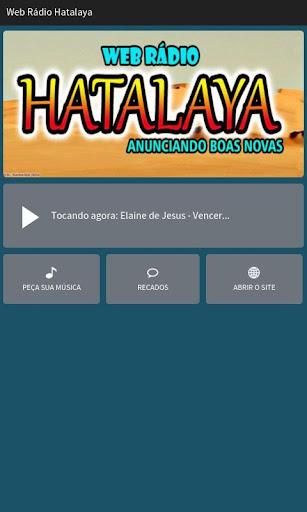 Web Rádio Hatalaya