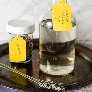 Lavender Infused Gin Recipe