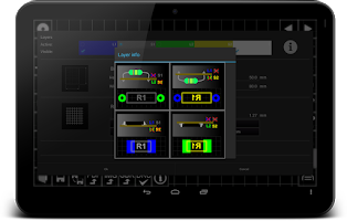 Screenshot of Droid PCB