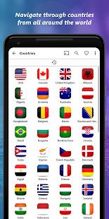 VRadio - Online Radio Player & Radio Recorder Screenshot