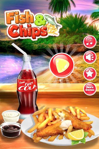 Fish N Chips - Kids Cooking Game filehippodl screenshot 5