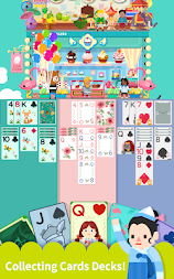 Solitaire : Cooking Tower APK screenshot thumbnail 2