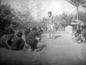 Photo: Cắm trại đoàn Nông Gia Tương Lai Sông Mạch Chà , Lái Thiêu