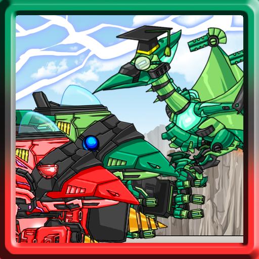Megalosaurus - Dr.Ptera 休閒 App LOGO-硬是要APP