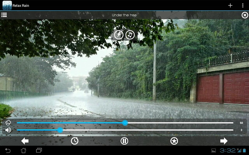 Relax Rain ~ Rain Sounds Screenshot 14