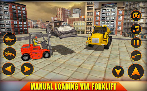 Forklift Operator Driving Simulator 2019 1.3 screenshots 2