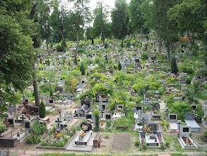 Photo: ..ein Friedhof in Polen