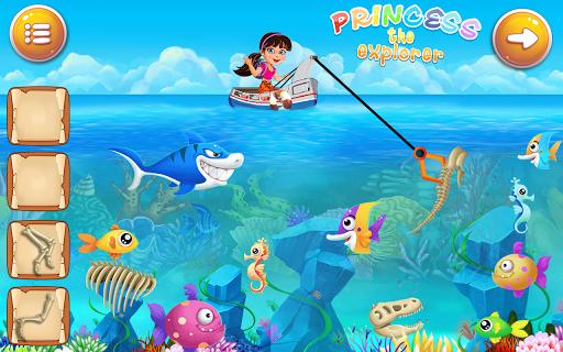 Dora Dinosaur Bones Explorer 1.0 screenshots 6