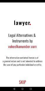 Lawyer. 2
