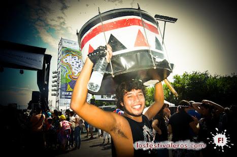 Batalá Percusión, Día de Brasil 2015
