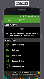 Mochila: Campus in Your Pocket- screenshot thumbnail