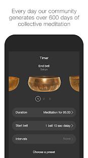 Insight Timer Meditation Timer- screenshot thumbnail