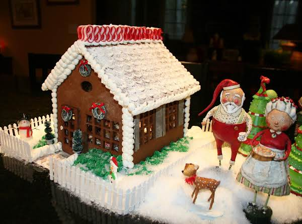 Gingerbread House Instructions And Recipes