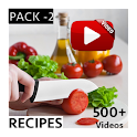 Global Recipe Videos HD Pack 2 icon