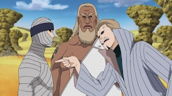 第四百八十七話「木ノ葉の天才軍師」