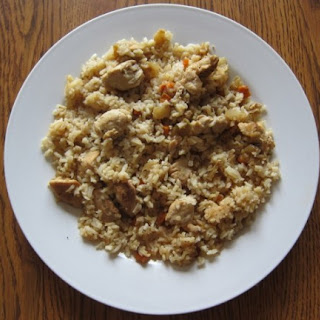 One Dish Chicken and Rice Recipe