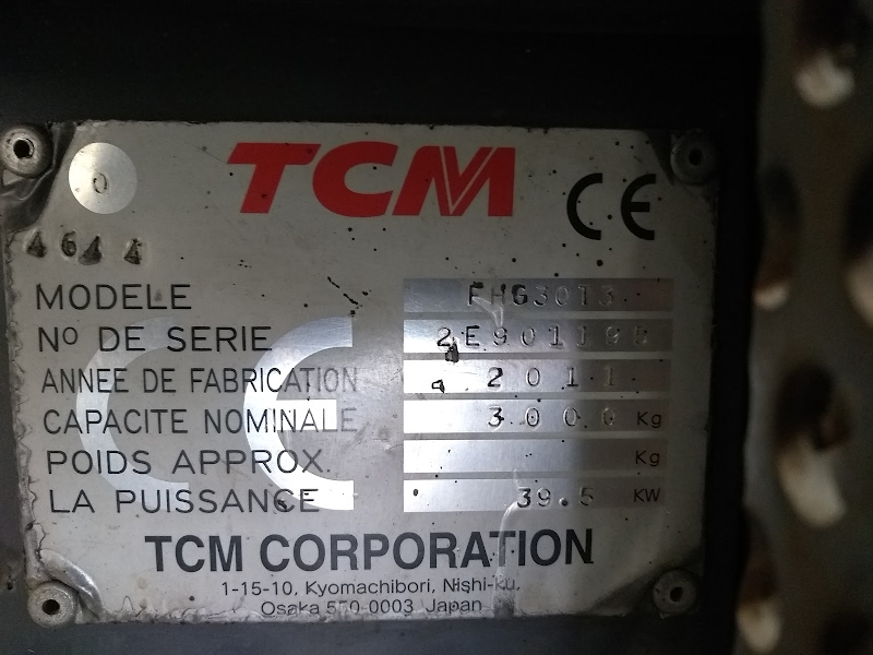 Picture of a TCM FHG30T3