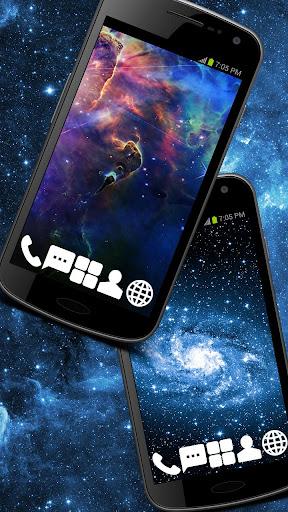Galaxy Cosmos Theme GO ADW