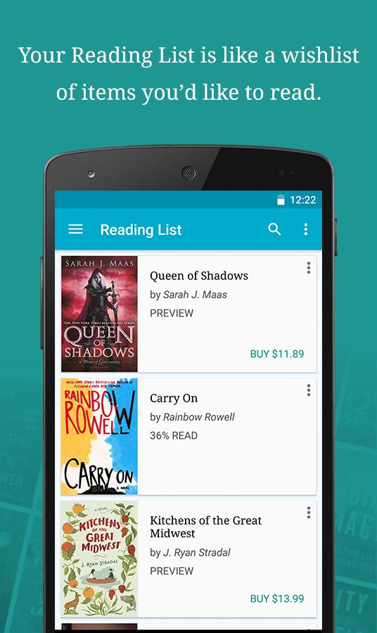 Kobo Books - Reading App screenshot #2