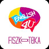 Fiszkoteka English 4U STUDIO