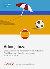 Photo: Sorry EDM fans, looks like the party's over in Ibiza. #GoogleTrends