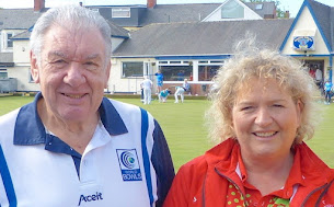 Hazel joins Wales Bowls Board