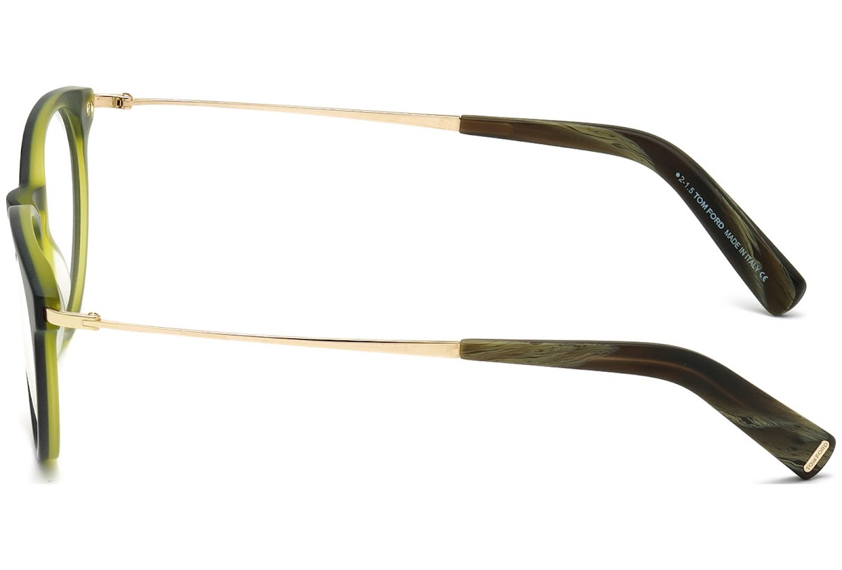 29712f719786 Buy Tom Ford FT5383 C51 098 (dark green other   ) Frames