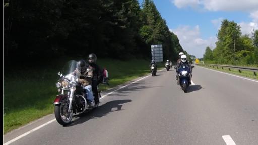 Pyrénées à moto