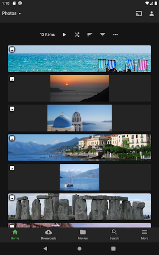 Emby for Android 3.1.23 screenshots 11