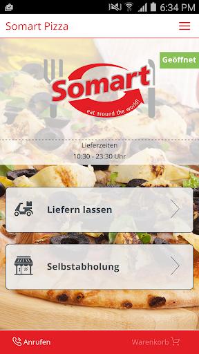 Somart Pizza