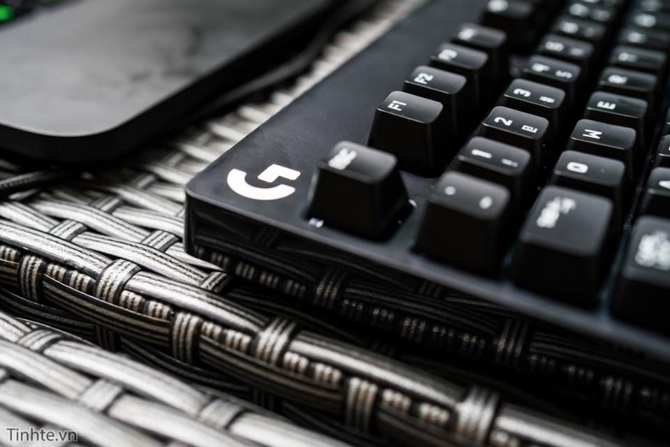 [Trên tay] Bộ đôi bàn phím cơ Logitech G610 Orion Brown và G810 Orion Spectrum: 1 xác 2 hồn