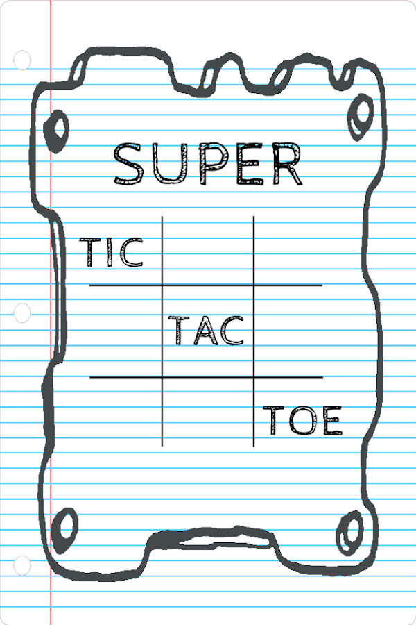 Super Tic Tac Toe- screenshot