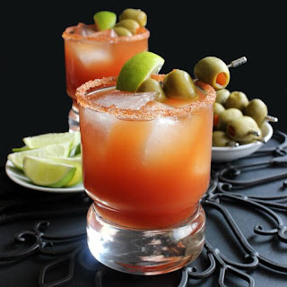 Michelada – The Mexican Bloody Mary.