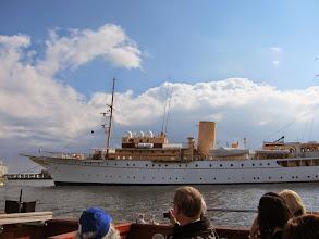 Photo: Royal yacht