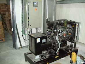 Photo: Generator Yanmar 35 kva, Ranaia, Otopeni