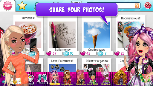 MovieStarPlanet screenshot 10
