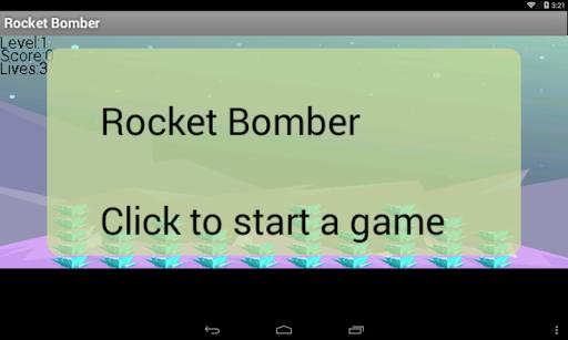 Rocket Bomber