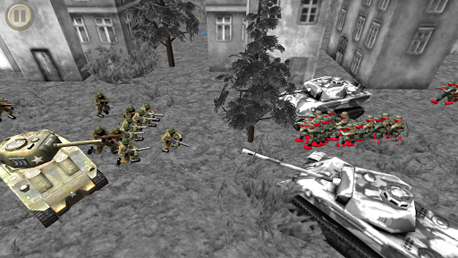 stickman ww2 battle simulator screenshot 2