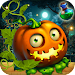 Halloween Witch - Fruit Puzzle icon