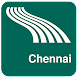 Chennai Map offline