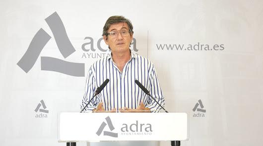 """Manuel Cortés: """"Este año sí habrá feria en Adra pero será distinta"""""""
