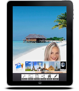 Android Tablet Transparent Background
