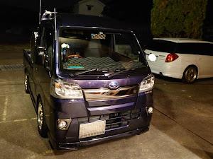 ハイゼットトラックのカスタム事例画像 944 キョッサンさんの2021年10月26日20:32の投稿