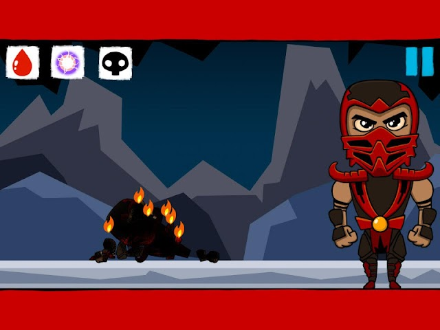 android Mortal Dismount Warriors Screenshot 1