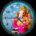 God clock live wallpaper icon