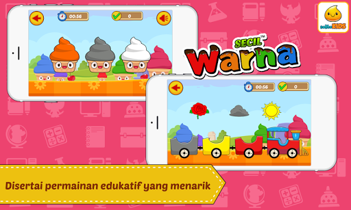 Belajar Warna + Suara  screenshots 9